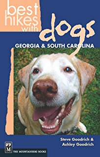 Best hikes with dogs north carolina karen chavez 9781594850554 best hikes with dogs georgia south carolina fandeluxe Images