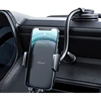 Cell Phone Holder for Car Phone Mount Long Arm Dashboard Windshield Car Phone Holder Strong Suction Anti-Shake…