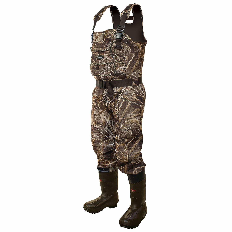 品質一番の Frogg Toggs Bull Wader Cleated Bootfoot Size Wader B01BNYOA9I Realtree Cleated Max Size 12, 江南町:73440cf1 --- ballyshannonshow.com