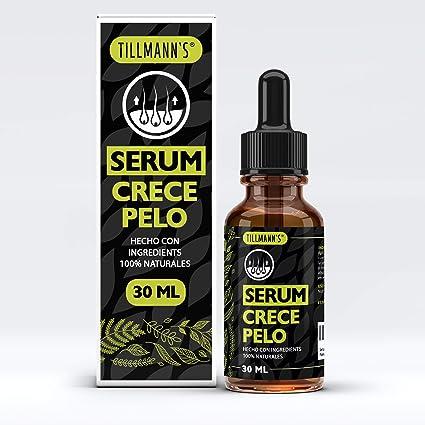 Serum Cabello - Serum Para El Pelo | Crece Pelo Rapido Mujer Y Hombre | Previene