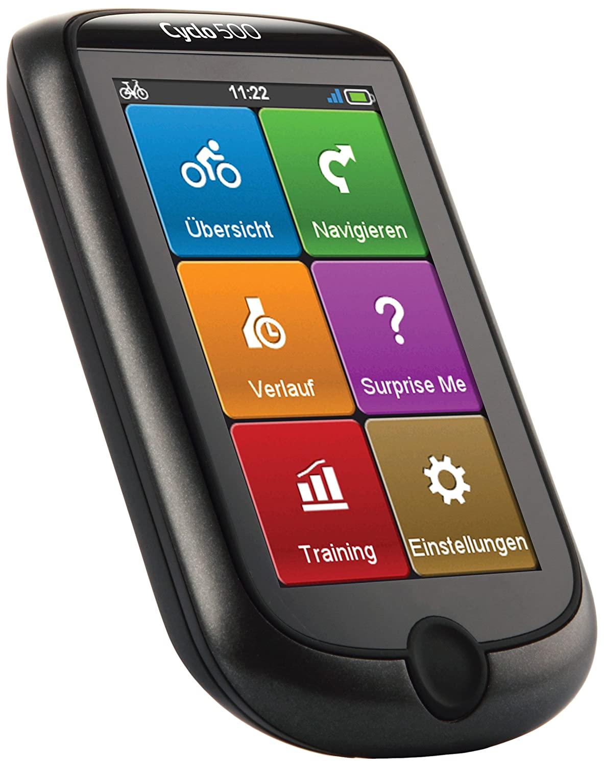 Navigation GPS MIO CYCLO 500 GRIS EUROPE OUEST