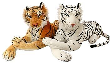 Alta calidad Peluche Tiger, aprox. 115 cm longitud