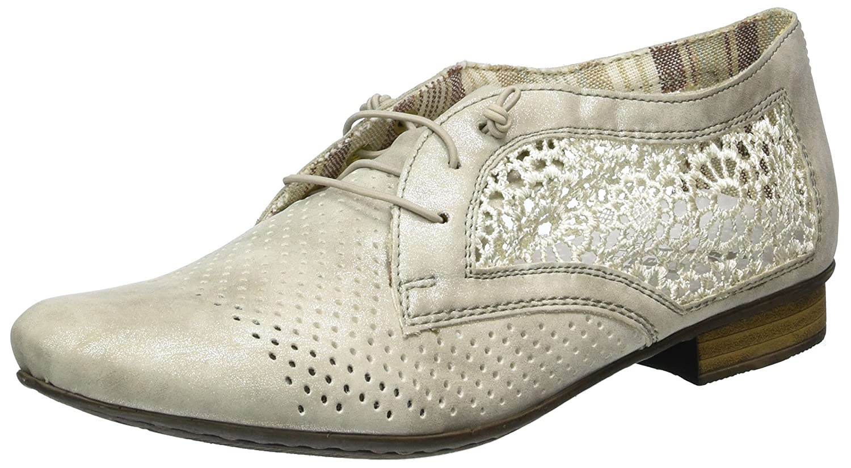 A buon mercato Rieker 51928, Scarpe Stringate Donna alta qualità