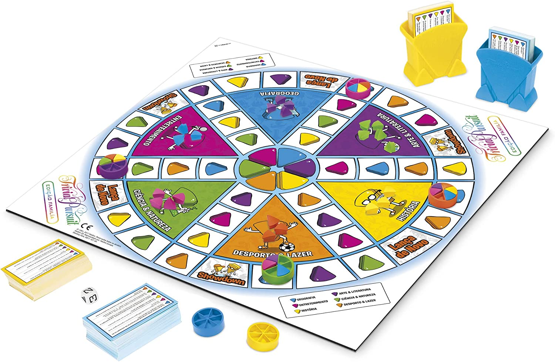 jouer au trivial pursuit en famille