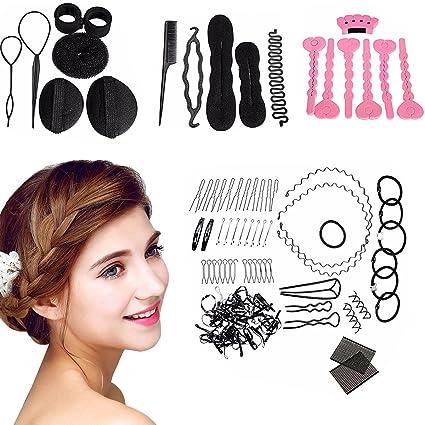 Accesorios de Peinado Kit aac3aaae7160