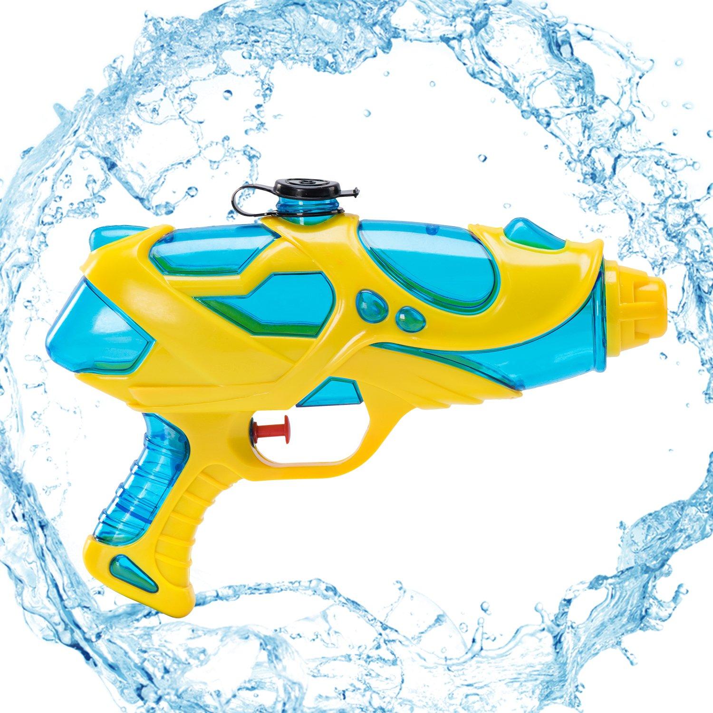 PluieSoleil Wasserpistole im Freien Spielzeug Kinder im Sommer (Blau)