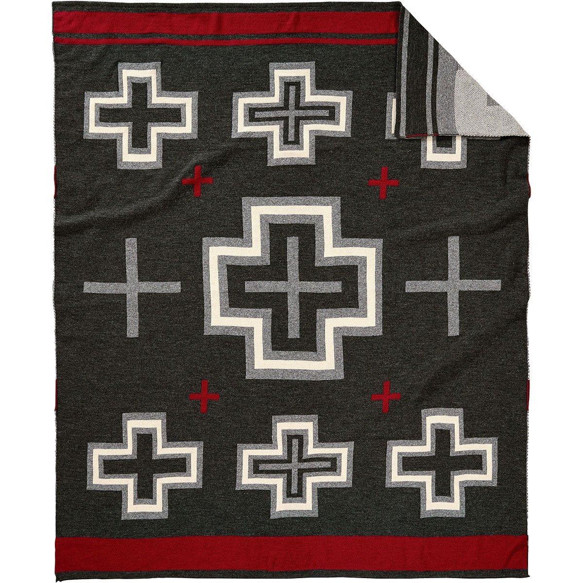 San Miguel Knit Throw by Pendleton B01DQ3FJX0