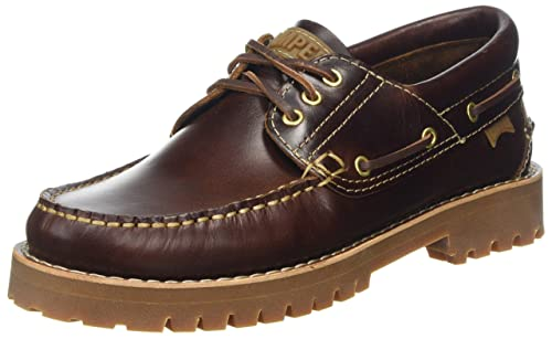 Amazon.com | Camper Men Mocasin/Nautical Boat Shoe | Loafers & Slip-Ons
