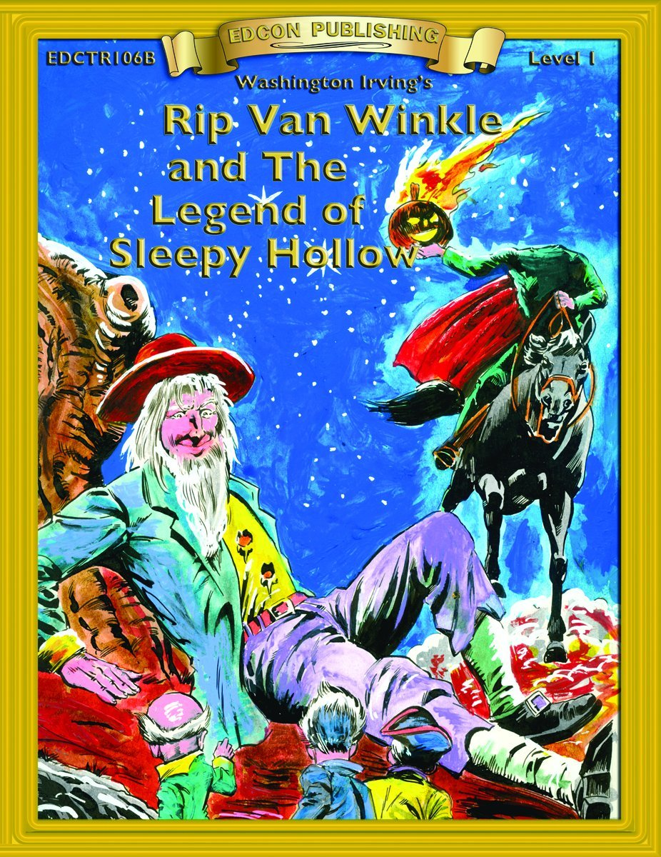 Rip Van Winkle (Bring the Classics to Life: Level 1) pdf epub