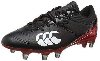 b1f4b806532 Canterbury Phoenix Raze SG Rugby Boots - 7.5 - Black