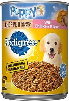 Pedigree Puppy Ground Dinner