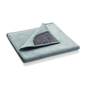 E-Cloth Kitchen Microfiber Cleaning Cloth with Non-Scratch Scrubbing Corner