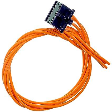 apdty 116683 blower motor resistor wiring harness plug connector fits  chrysler cirrus, sebring, town