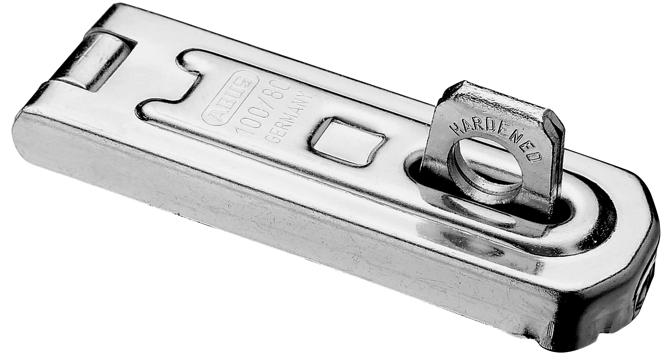 ABUS 100/80 C 3-1/8-Inch Concealed Hinge Pin Hasp by ABUS