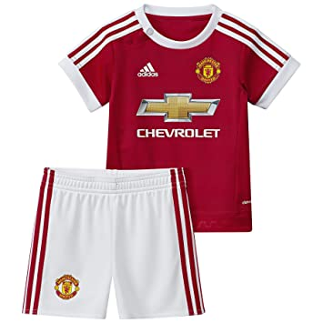 00466e374 adidas MUFC H Baby - Tracksuit for Babies