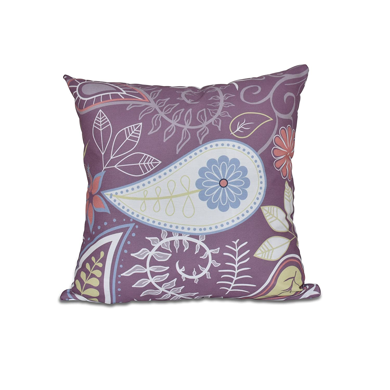 E by design O5PFN434PU5-18 Printed Outdoor Pillow
