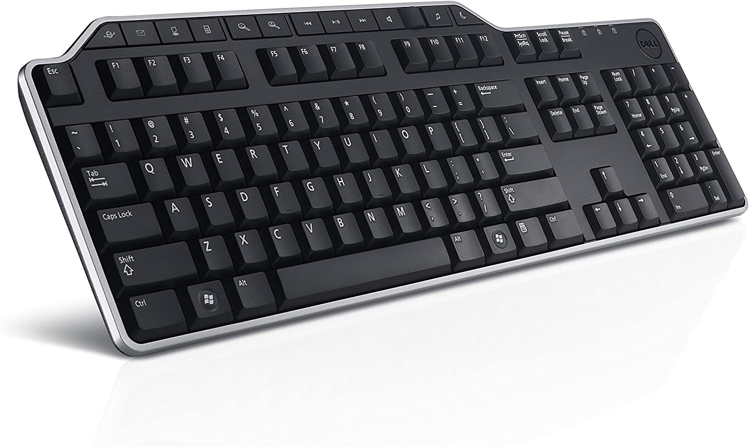 Dell Business Multimedia Keyboard - KB522, Black