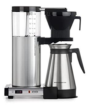 Technivorm Moccamaster CDGT SCAA Certified Coffee Maker