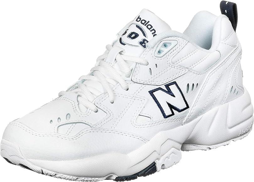 Men Size UK 7.5 EUR 41.5 Latest New Balance MX 608 ® Black White MX608BW1