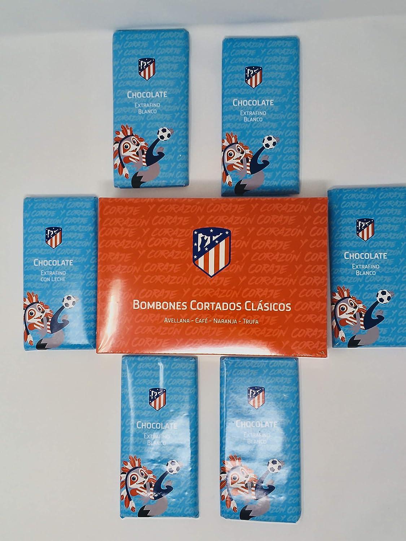 Lote de Chocolates Atletico de Madrid: Amazon.es: Alimentación y ...