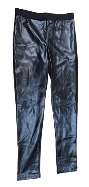 e7951953a25cf Epic Threads Big Girls 7-16 Faux-Leather Ponte Pants (Large): Amazon ...