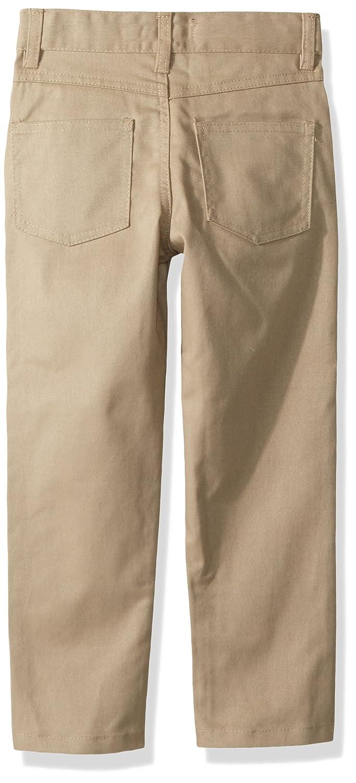 U.S Boys 5 Pocket Skinny Fit Twill Pant Polo Assn