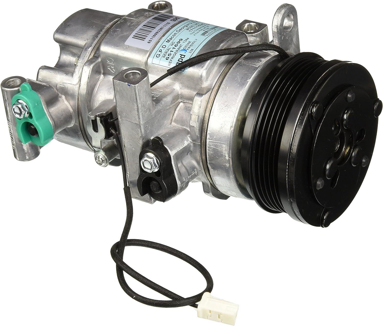 New A//C Compressor Fits 99-06 SAAB 9-5X 6512212 Global Parts Distributors