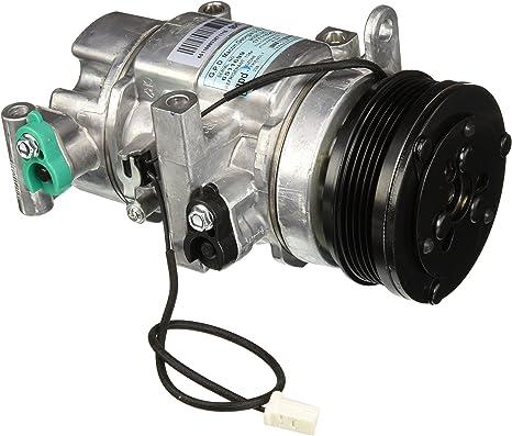6511962 New A//C Compressor Fits 99-03 SAAB 9-3 Global Parts Distributors