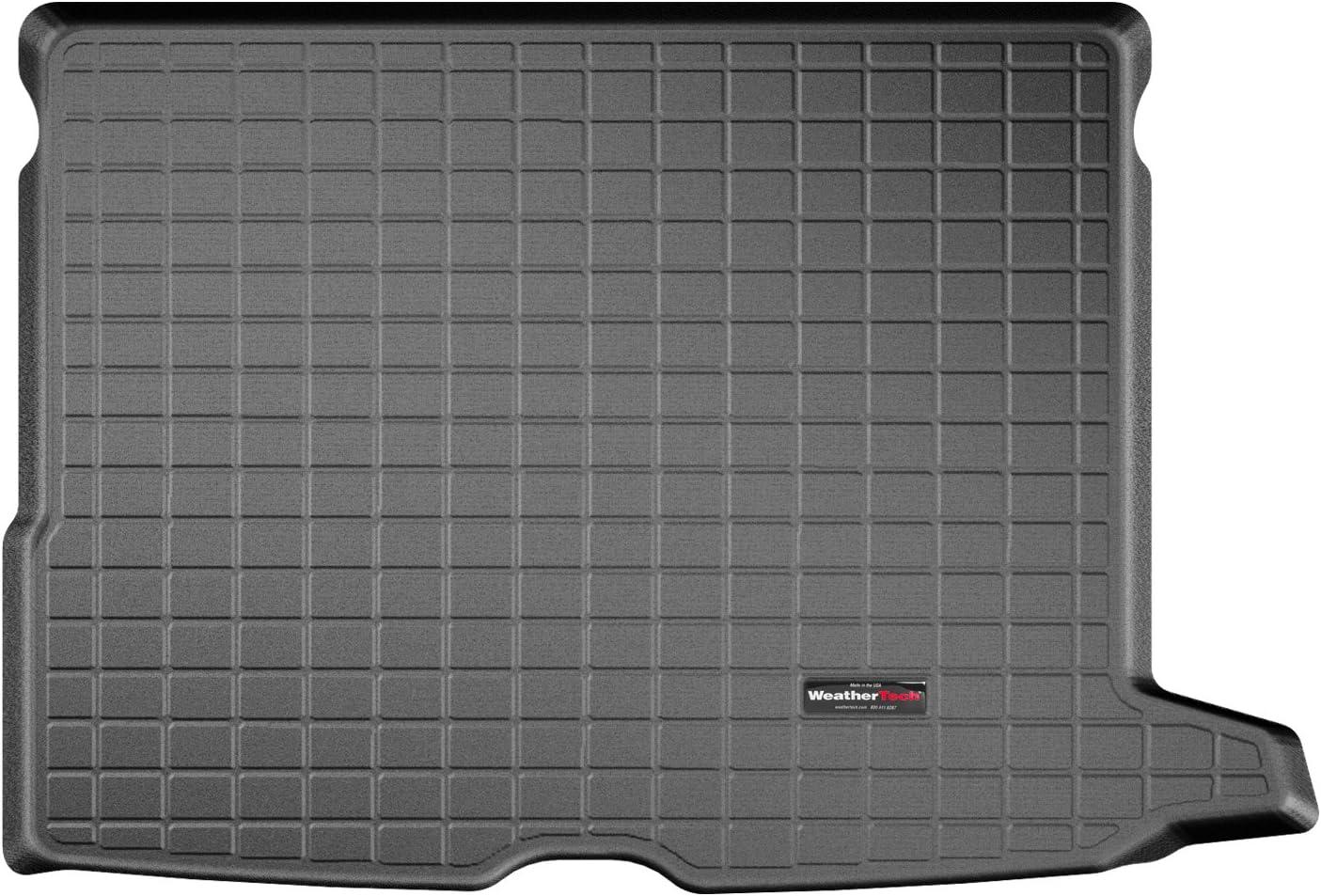 40863 Black WeatherTech Custom Fit Cargo Liner