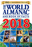 The World Almanac and Book of Facts 2018 (English Edition)