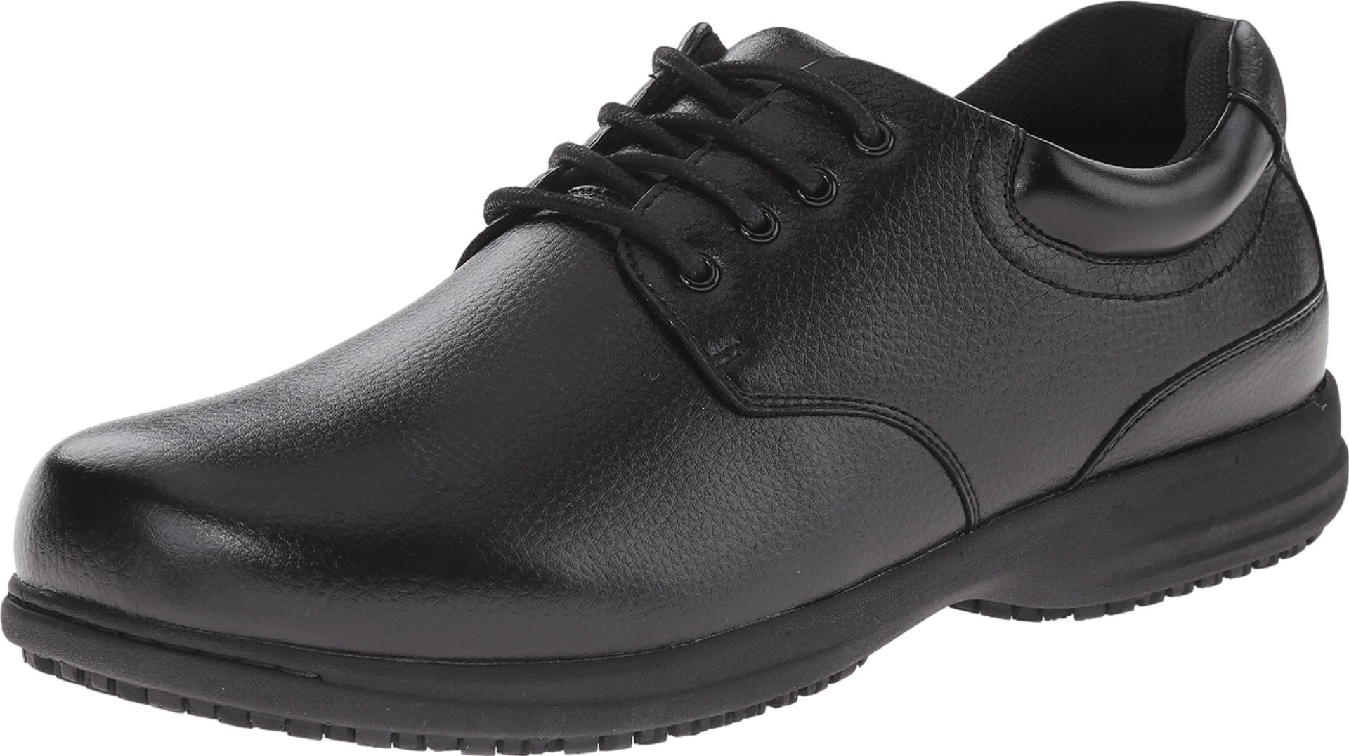 Nunn Bush Men's STU Oxford, Black, 8.5 M US