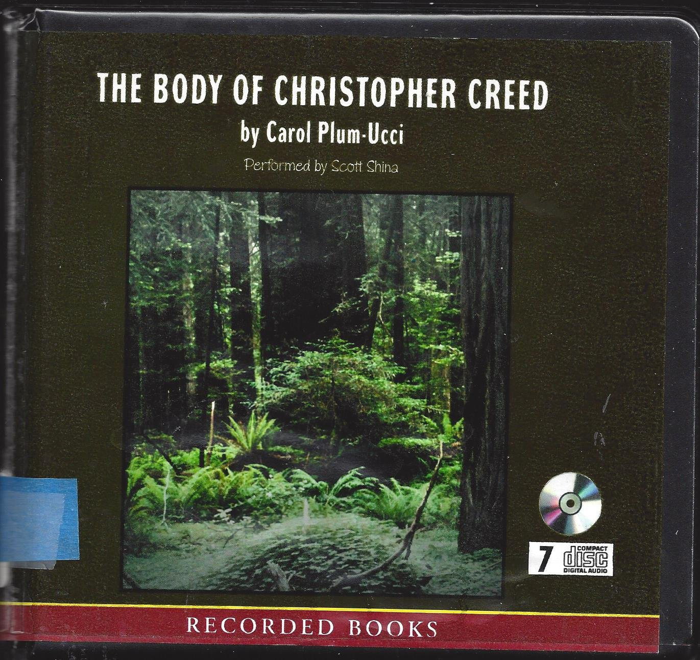 The Body of Christopher Creed: Amazon.es: Carol Plum-Ucci, Scott Shina: Libros en idiomas extranjeros