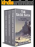 The Last of the Sages: The Complete Five Kingdoms Trilogy (Books 1-3) (Sage Saga Bundle)