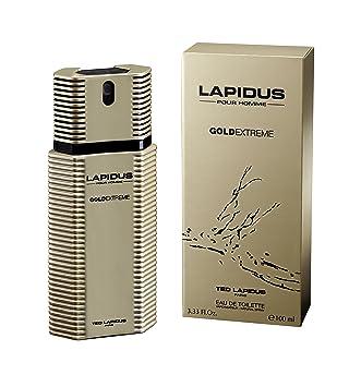100 Ted Gold Extreme Eau Toilette Spray Ml Lapidus De QroeWCdxB