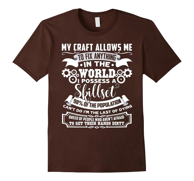 Mechanic Shirt - Mechanic Funny T shirts-ANZ
