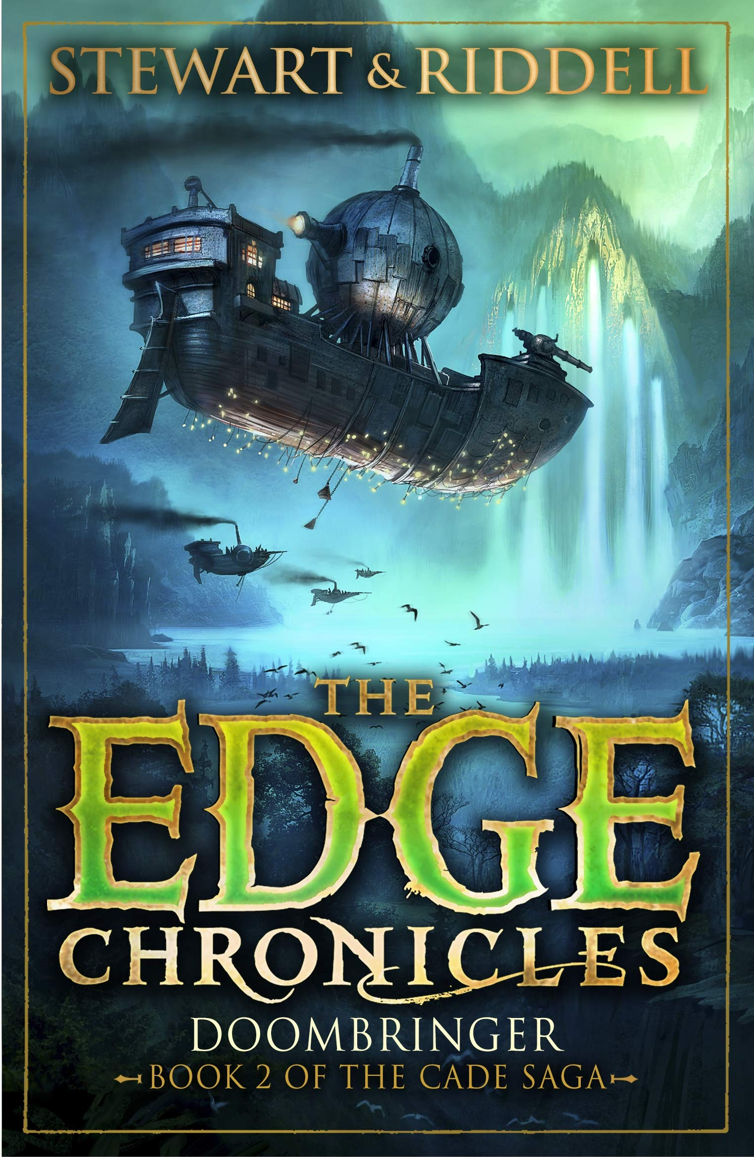 The Edge Chronicles 12  Doombringer  Second Book Of Cade  Edge Chronicles  The Cade Saga Band 2