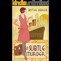 A Subtle Murder (A Rose Beckingham Murder Mystery Book 1)