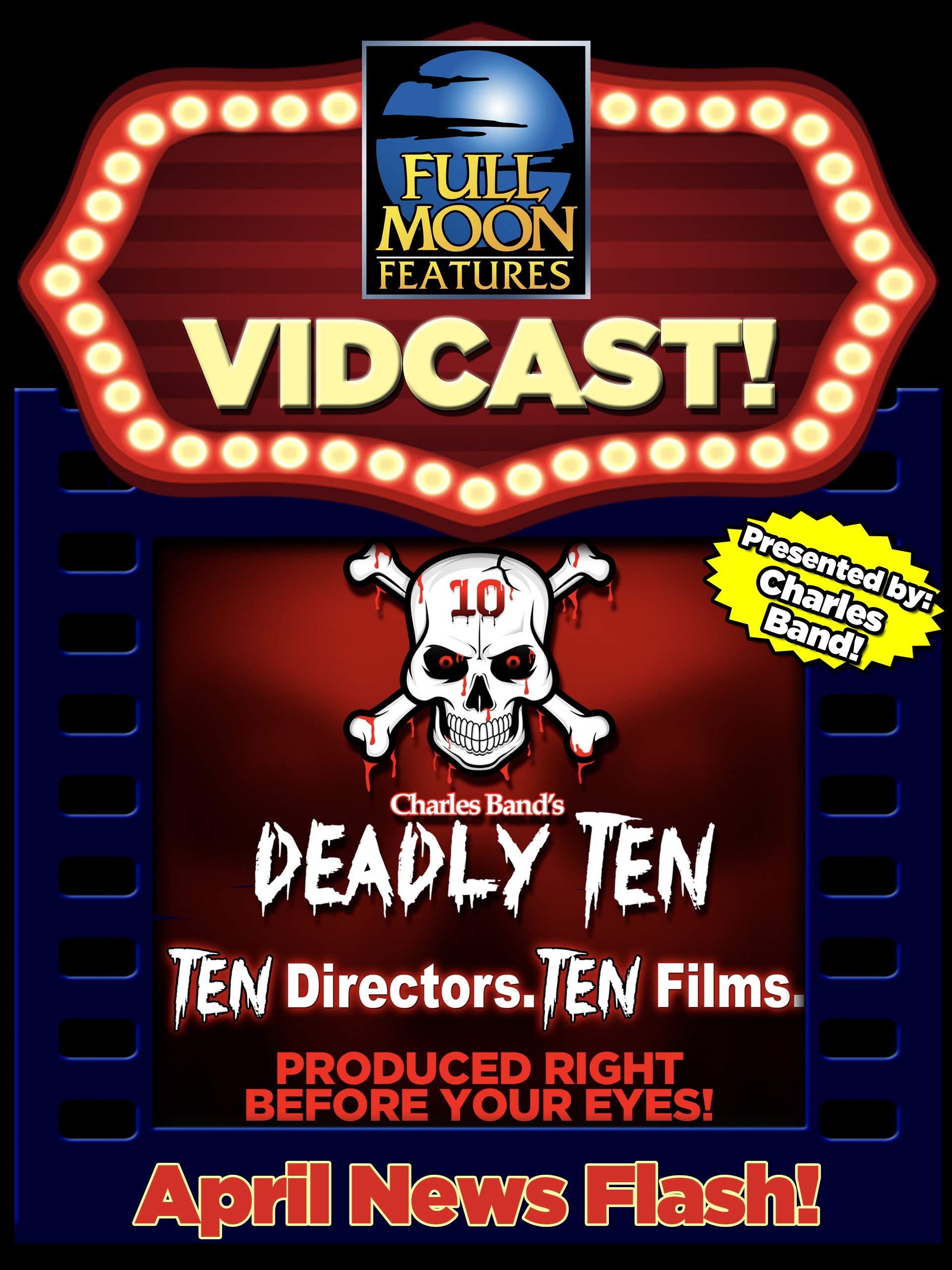 Amazon com: Watch Full Moon's Monthly Vidcast: April 2019