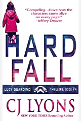 HARD FALL: An FBI Thriller (Lucy Guardino Thrillers Book 5) Kindle Edition