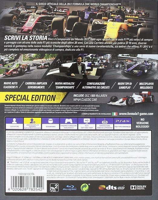 F1 01/09/17 Day One Edition: Amazon.es: Videojuegos