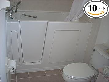 Walk In Bathtub Jetted Hydrotherapy Tub,walk In 5 Piece Roman Bathtub  Faucet Included