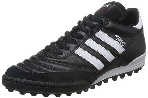 new styles 4d840 c1903 adidas Mundial Team, Scarpe da Calcio Uomo, Nero (Black Running White Ftw