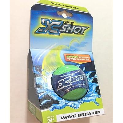 Zuru XShot Wave Breaker Ball: Toys & Games