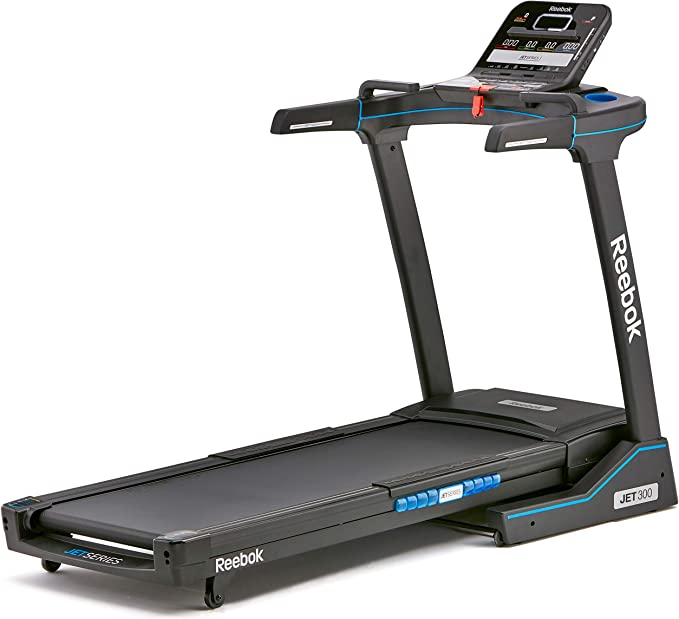 Reebok Jet 300 Series Bluetooth Treadmill - Black