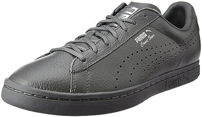 reputable site 0e1d2 ea2d8 Puma Unisex Court Star Gold Leather Sneakers