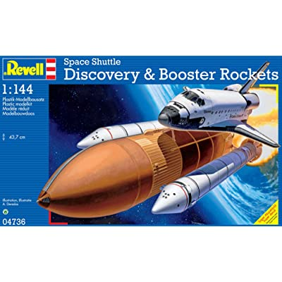Revell Space Shuttle Discovery: Toys & Games