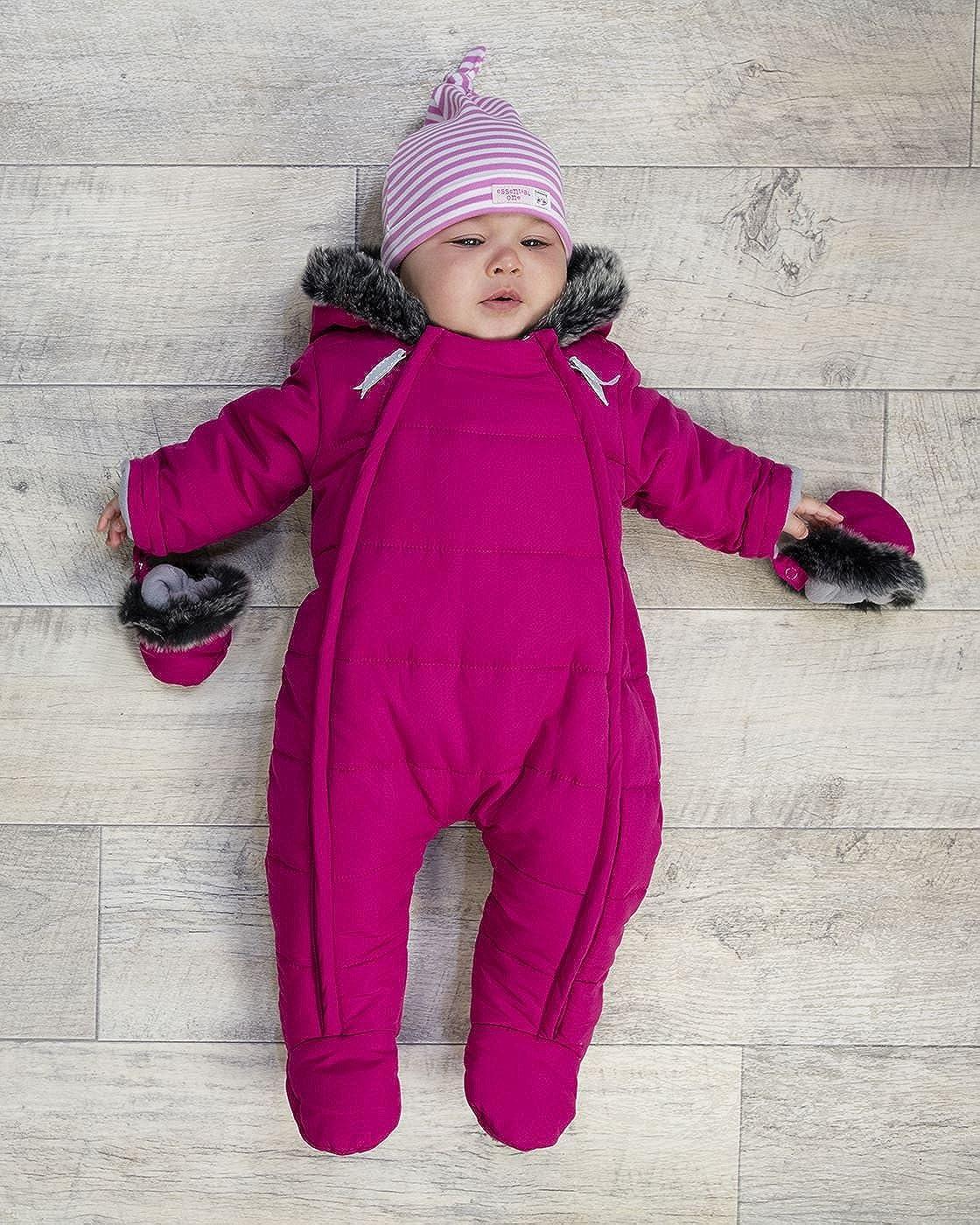 The Essential One Baby-M/ädchen Schneeanzug Rosa EO245