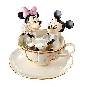 Lenox Disney Showcase Mickey's Teacup Twirl