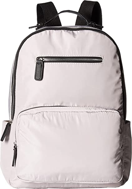 Steve Madden Mgscribe Backpack by Madden Girl Light Grey Backpack Bags   Amazon.ca  Clothing   Accessories 37a292774e273