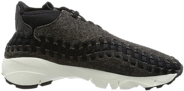 Nike 857874-001, Chaussures de Trail Running Homme, Noir, 42